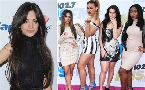 Camila Cabello Shocked Fifth Harmony Hasty