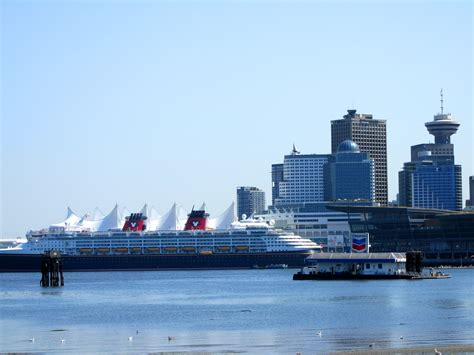 Boats Net Shipping To Canada by Disney Cruise Line Vancouver Hotel Compare Contrast