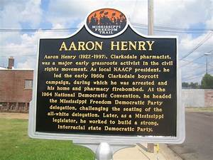 Civil Rights - MISSISSIPPI HISTORICAL MARKERS