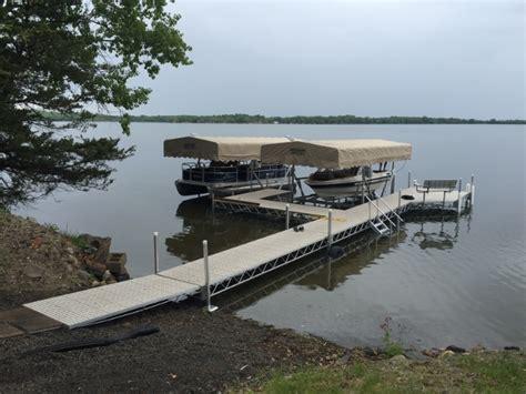 Boat Docks For Sale Mn by Custom Aluminum Roll In Docks Minnesota 320 384 6296