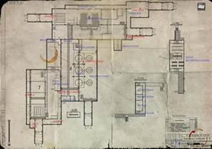 Escape From Tarkov Factory Map