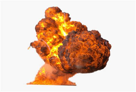 Explosion Png - Bomb Blast Png , Free Transparent Clipart ...