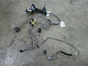2006 Ford Mustang Gt Coupe Right Door Wiring Harness Oem