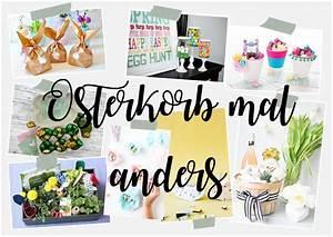 Gartenparty Gartenpartys Mal Ganz Anders Ideen : osterkorb mal anders mit diesen diy ideen partystories blog ~ Watch28wear.com Haus und Dekorationen