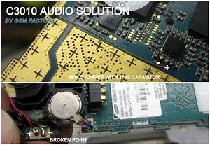 Samsung C3010 Ringer Speaker Jumper Solution