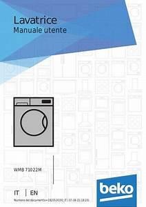 Beko Wmb 71022 M Washing Machine