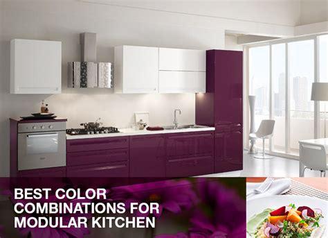 Best Color Combinations For Modular Kitchen  Spar Arreda