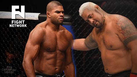 Ufc Alistair Overeem Mark Hunt Preview Youtube