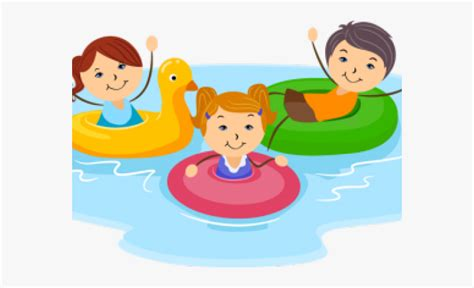 family swimming clipart   cliparts  images