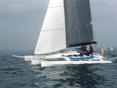 Trimaran For Sale by Trimarans