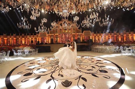 absolutely extravangant lebanese wedding  spectacular