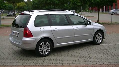 Peugeot Station Wagon by 2005 Peugeot 307 Station Wagon Pictures Information And