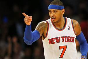 LeBron: Carmelo might bolt from Knicks to win title | New ...  Carmelo