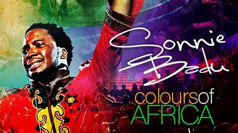 Sonnie Badu Mix 1 (colours Of Africa