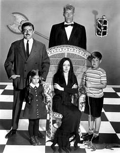 """""""You Rang?"""": The Addams Family: 50 Years Later 