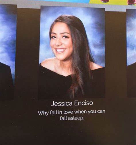 10+ Hilarious Yearbook Quotes That Are Impossible Not To. Funny Quotes Zsa Zsa Gabor. Boyfriend Jail Quotes. Deep Vision Quotes. Volleyball Humor Quotes. Morning Quotes In Spanish. Bible Quotes New Baby. Fathers Day Quotes Non Biological Fathers. Christian Quotes Billy Graham