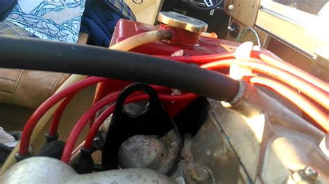 volvo penta engine aqb aq stern oil