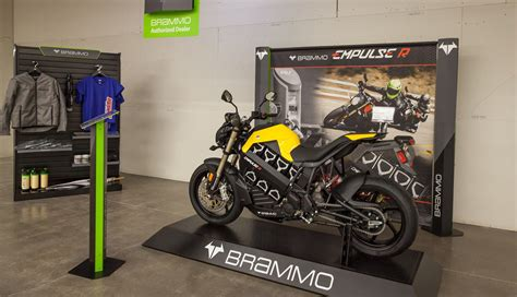 Polaris Buys Brammo's Electric Motorcycle Division