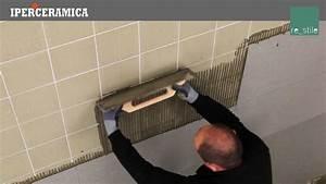 posa rivestimento gres porcellanato sottile iperceramica With posa piastrelle 30x60