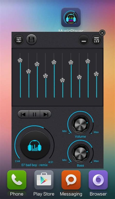 equalizer bass booster apk  android apps
