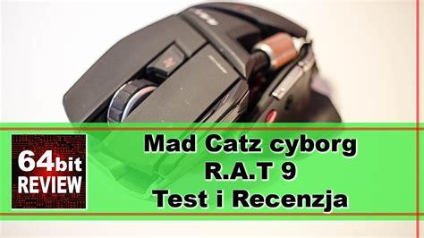 Mad Catz Cyborg Rat 9 Test I Recenzja Youtube