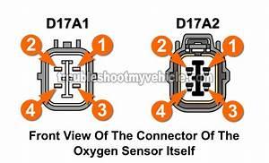 2005 Honda Civic O2 Sensor Wiring Diagram