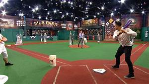 Rockies Home Run Derby In Studio 42 FunnyCatTV