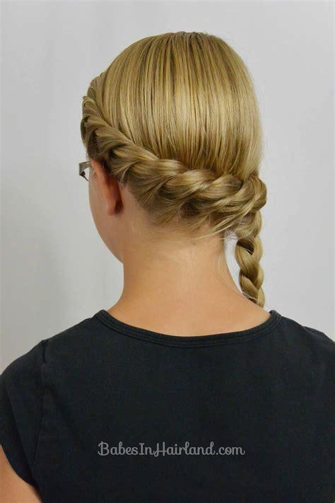 french rope twist  braid babes  hairland