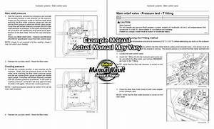 Bobcat 3400  3400xl Utv Service Repair Manual S  N Ajnu