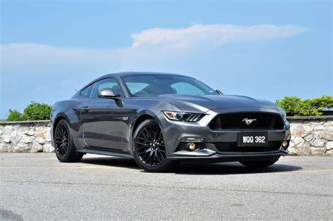Mustang Gt Specs 2017