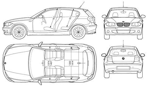 Bmw  Car Blueprints  Die Autozeichnungen  Les Plans D