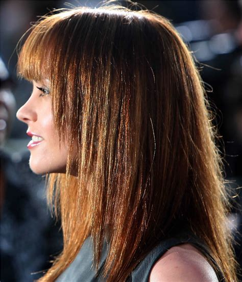 long haircuts with bangs your beauty 411