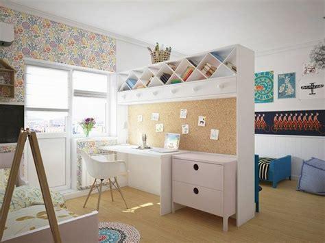 Kinderzimmer Teilen Junge Und Mädchen by Kinderzimmer Mit Verspieltem Design Doppelzimmer F 252 R