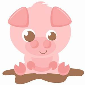 Baby Pig Clipart - ClipArt Best