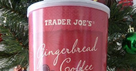 Their coffee flavored ice cream is made with genuine coffee, and has caffeine levels similar to a cup of instant coffee. What's Good at Trader Joe's?: Trader Joe's Gingerbread Coffee
