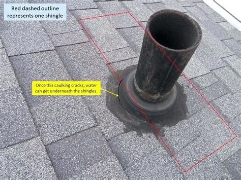 roof leaking around vent pipe roof leaking around vent home design