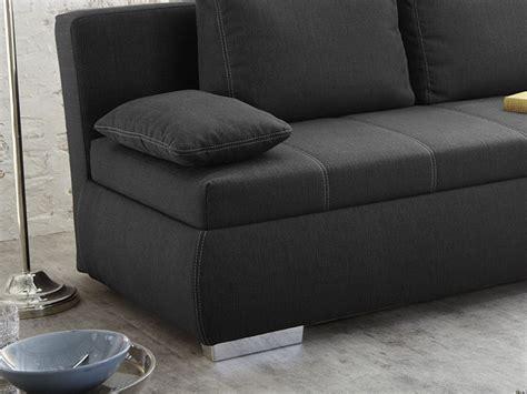 boxspring dauerschläfer dauerschl 228 fer schlafsofa merlin 210x112cm dunkel grau sofa boxspring wohnbereiche wohnzimmer