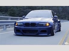Will's Pandem E46 M3 YouTube