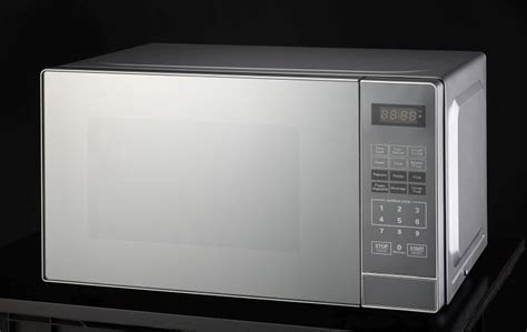 Russell Hobbs 20L Electronic Mirror Finish Microwave