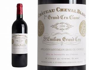 Chateau Cheval Blanc Prix : ch teau cheval blanc 1999 saint emilion grand cru vin de ~ Dailycaller-alerts.com Idées de Décoration