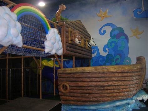 Noah's Ark Theme For Indoor Playground From Dunrite Easy Christmas Party Menu Staff Games Home Pinoy Parlor For Ideas Families Fun Family Drinks Tops