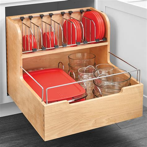 food storage cabinet spice racks
