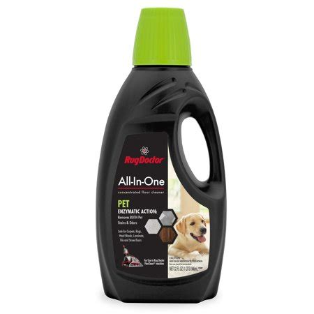 Rug Cleaner Solution by Rug Doctor All In One Pet Concentrated Floor Cleaner 32
