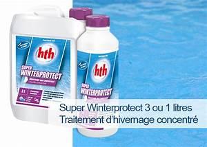 Produit Pour Piscine : produit d 39 hivernage piscine concentr super winterprotect ~ Edinachiropracticcenter.com Idées de Décoration