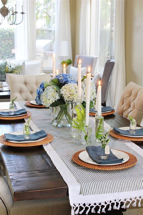 spring table decorations  spring tablescape blog