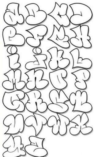 draw graffiti bubble letters graffiti lettering
