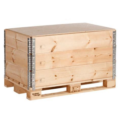 wooden pallet box  rs  piece wooden pallet box