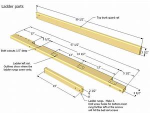 rv bunk bed ladder plans – furnitureplans