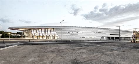 Azur Arena In Antibes by Projects 187 Azur Arena Antibes