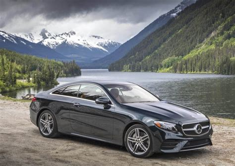 The All-new 2018 Mercedes E-class Coupe Is The Essence Of